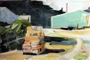 """stop still, 24x36"""" (2012)"""